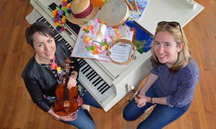 Ferienmusik September 2017: Wir reisen nach Afrika!