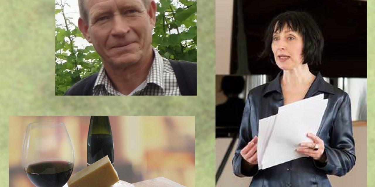 Literarische Weinprobe am 22. Oktober: Jetzt anmelden!