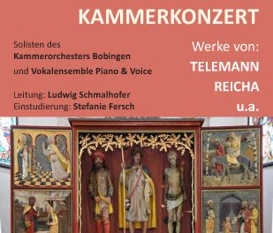 Vierter Advent mit Musik von Piano & Voice