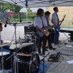 Band Voices Auftritt Lesepark 6
