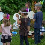 Rahmenprogramm Trommeln Kinder Wakatanka