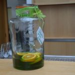 Grünes Getränk Wakatanka