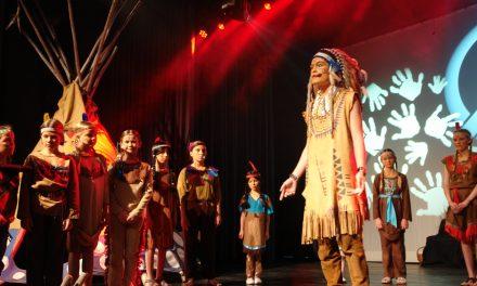 Wakatanka – Danke für die tolle Aufführung des Kindermusicals!