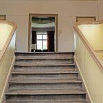 Bobingen Unteres Schlösschen Eingang zum Rundsaal 3