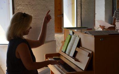Voll eingestimmt: Was ein Chorwochenende für das Singen bringt