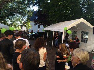 Sommerfest Trubel