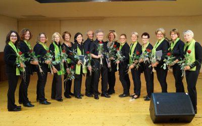 Musik verbindet: Chor Il Canzoniere beim Kaffee- und Kuchenkonzert