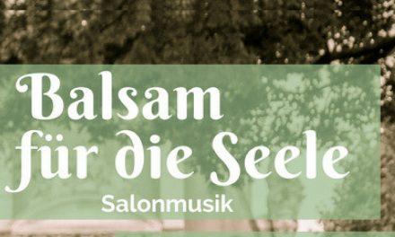 """Konzert """"Balsam für die Seele"""" in der Wertachklinik"""