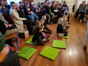 Adventskonzert Publikum