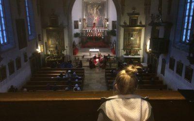 Adventmusik am stürmischen 2. Advent