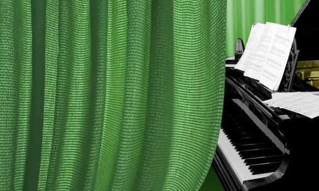 Vorhang auf für Piano & Voice in neuen Räumen