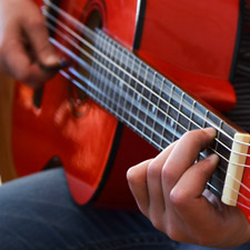 Gitarrenunterricht Bobingen