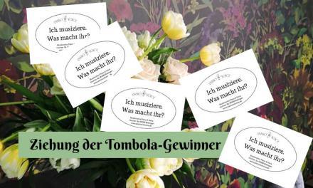 Ziehung der Tombola-Gewinner