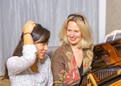 Als Erwachsene Klavier spielen lernen