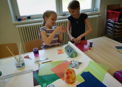 Kids Chor Tag 2019 Basteln 2