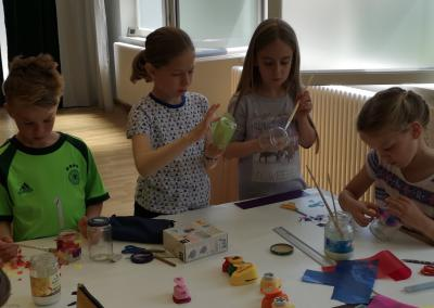 Kids Chor Tag 2019 Bastelrunde 2
