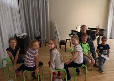 Kids Chor Tag 2019 Kreis