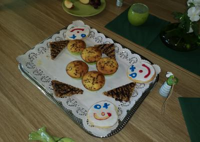 Kids Chor Tag 2019 Kuchen