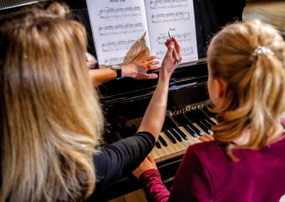 Klavierunterricht Jugendliche