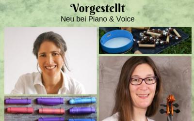 Neu: Kurse für Musikalische Früherziehung und Feldenkrais