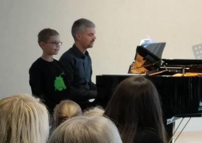 Vater und Sohn Werkstattkonzert