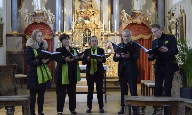 Ein frisches Konzert in Maria Kappel