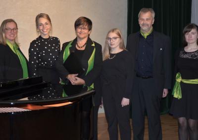 Clara Schumann Abend Solisten