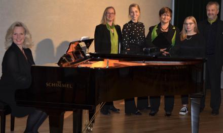 Ein facettenreicher Abend rund um Clara Schumann