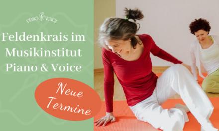 Tipp: Feldenkrais als Ergänzung zum Musikunterricht